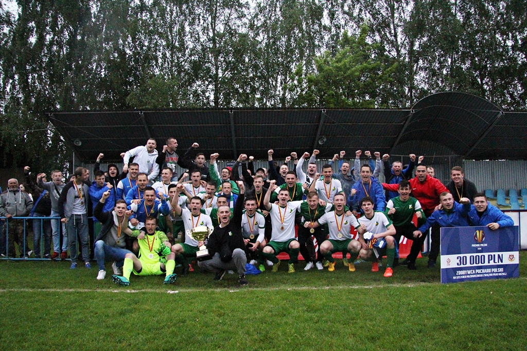Znamy pary półfinałowe okręgowego Pucharu Polski
