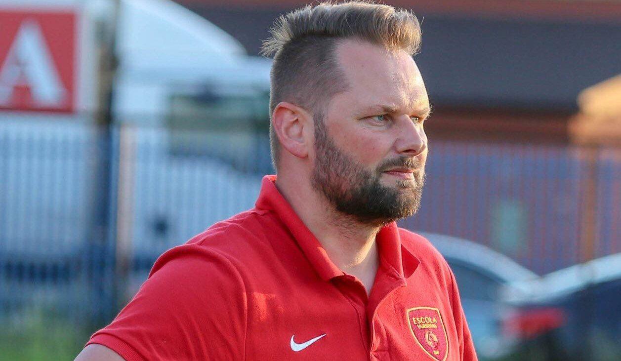 Marek Brzozowski nowym trenerem Świtu