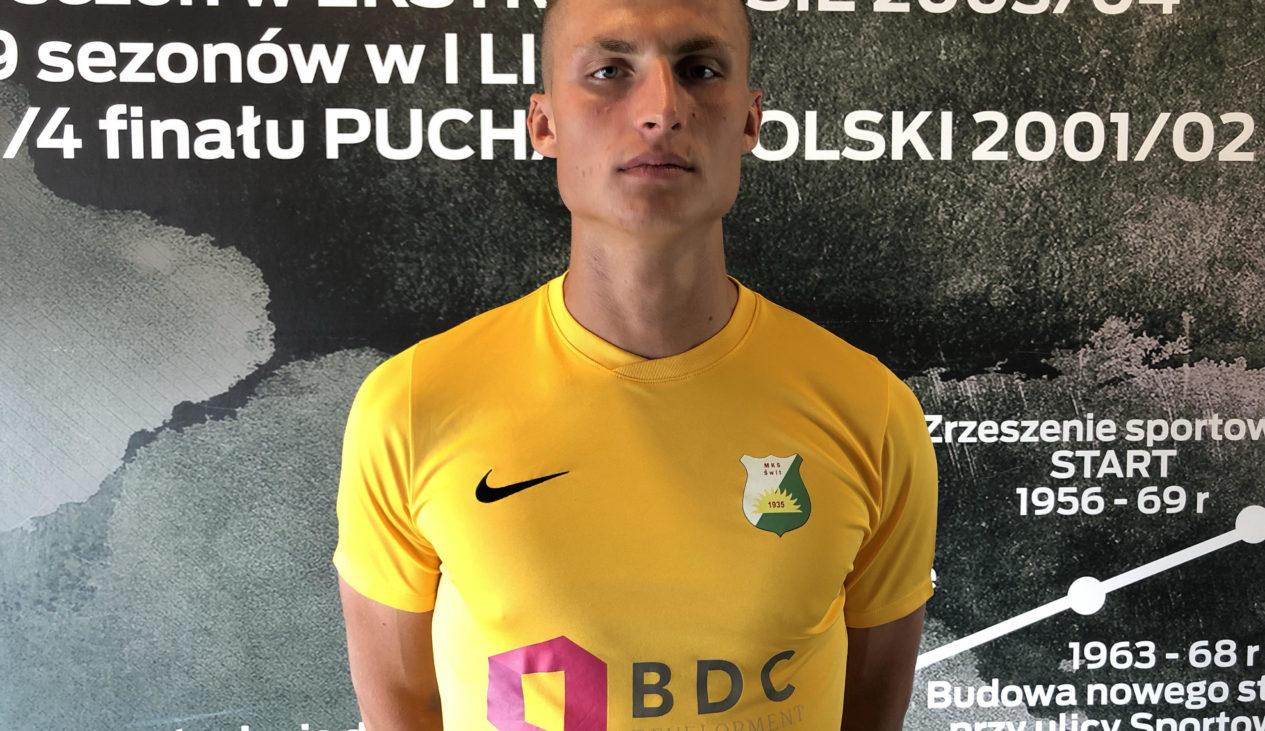 Możdżonek, Niezgoda i Kusiński nowymi zawodnikami Świtu