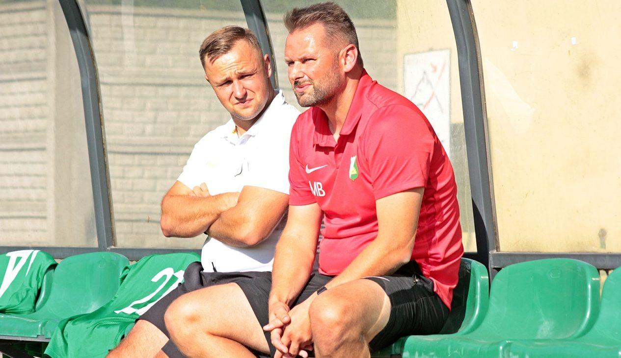 """Brzozowski: """"Trzy punkty chcieliśmy dedykować naszemu kapitanowi"""""""