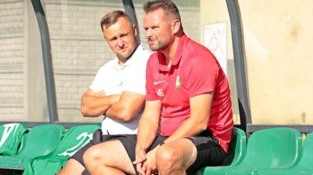 """Brzozowski: """"Jestem dumny z chłopaków i tego co zrobiliśmy w tej rundzie"""""""