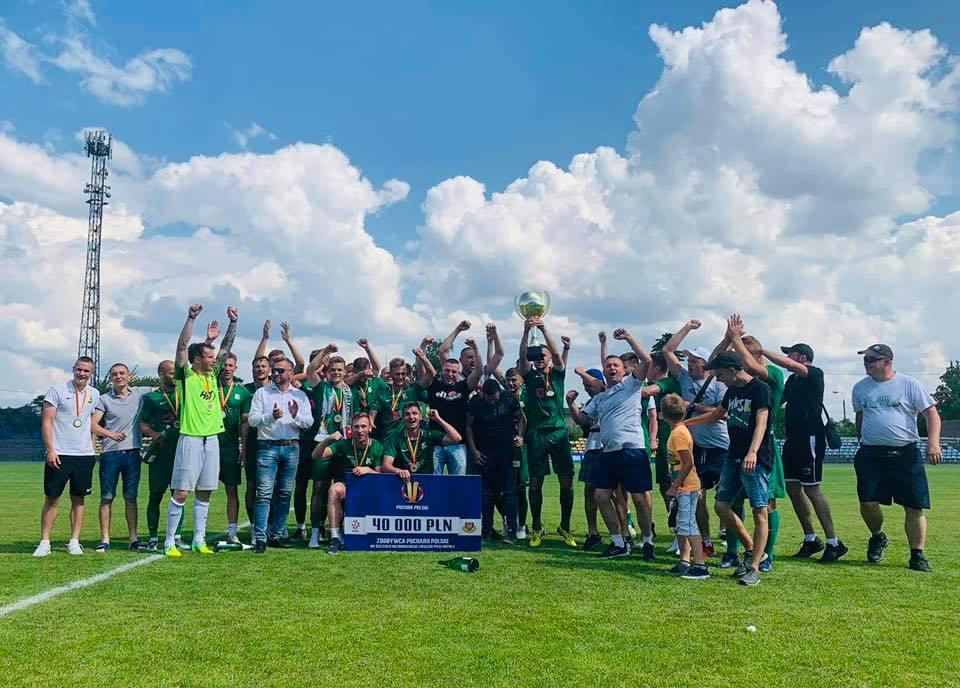 Zwyciężamy w finale Pucharu Polski!