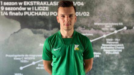 Łukasz Sosnowski zawodnikiem Świtu!