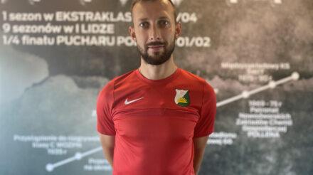 Bartosz Grzelak nowym trener rezerw i II trenerem Świtu