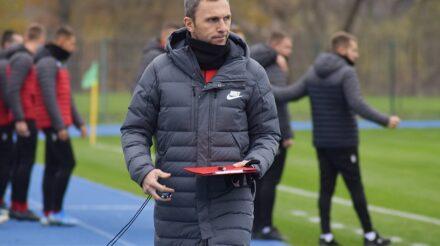 """M. Miecznikowski: """"Cieszy postawa drużyny […]"""""""