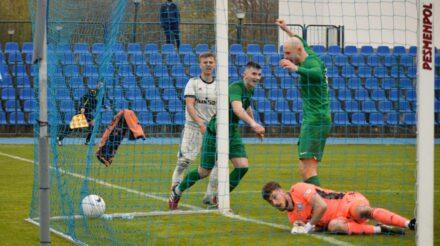 Zwycięstwo w 90. minucie |  Świt – Legia II 1:0 (0:0)