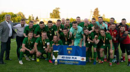 Puchar jest nasz!     Świt – Legia II 3:0 (1:0)