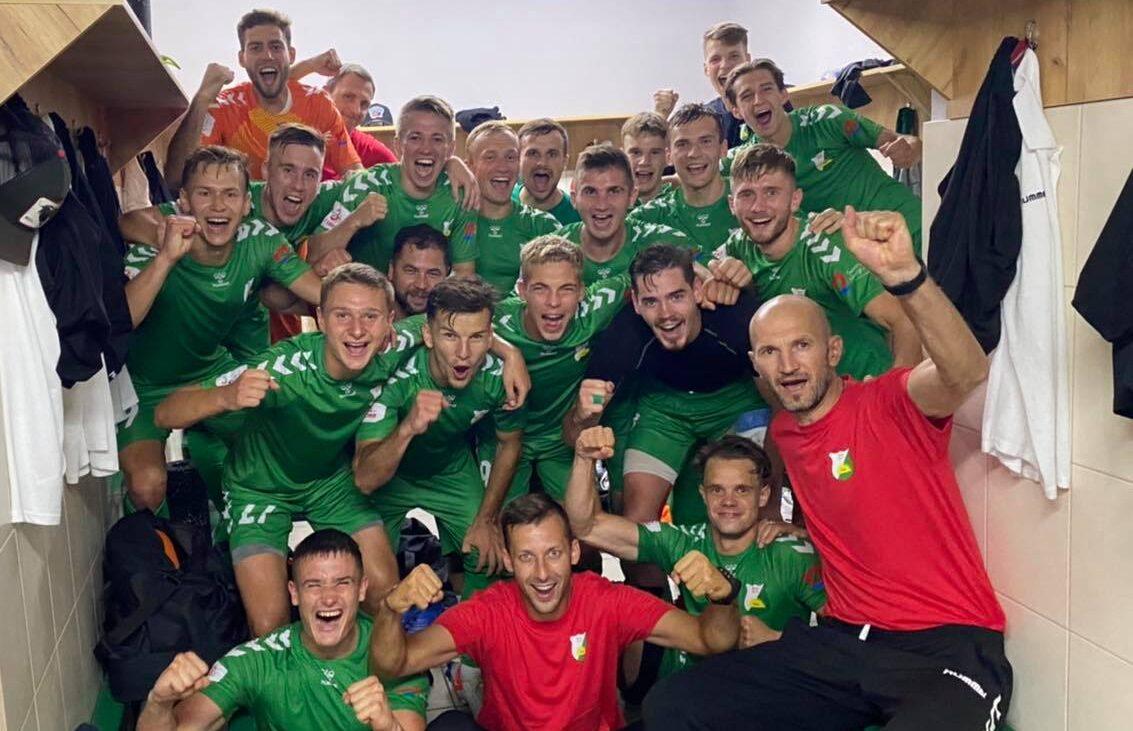 Startujemy ze zwycięstwem!    GKS Wikielec – Świt 0:3 (0:1)