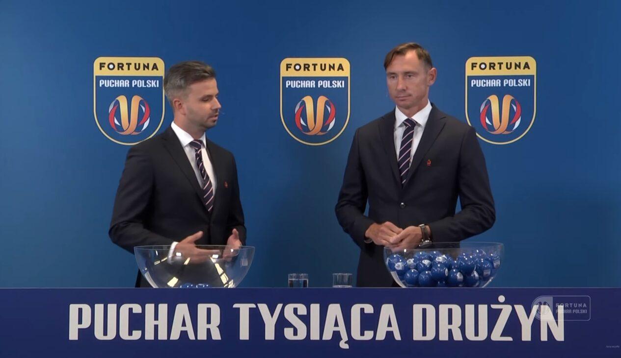 Rozlosowano pary 1/32 finału Fortuna Pucharu Polski